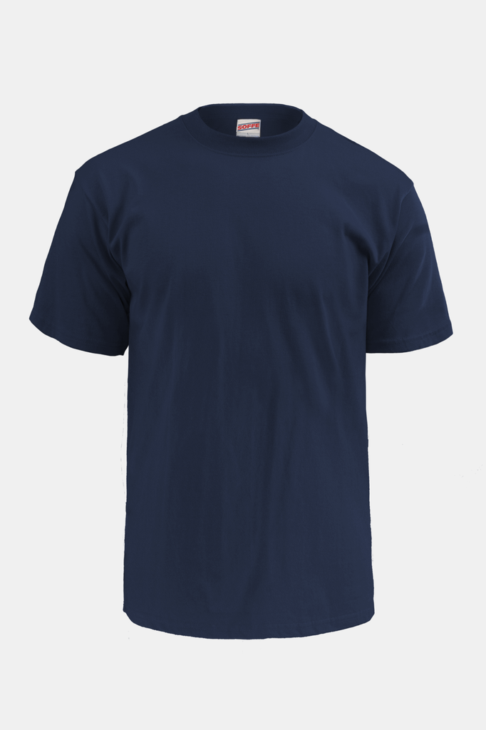 Soffe U.S. Navy Cotton T-Shirt / Navy