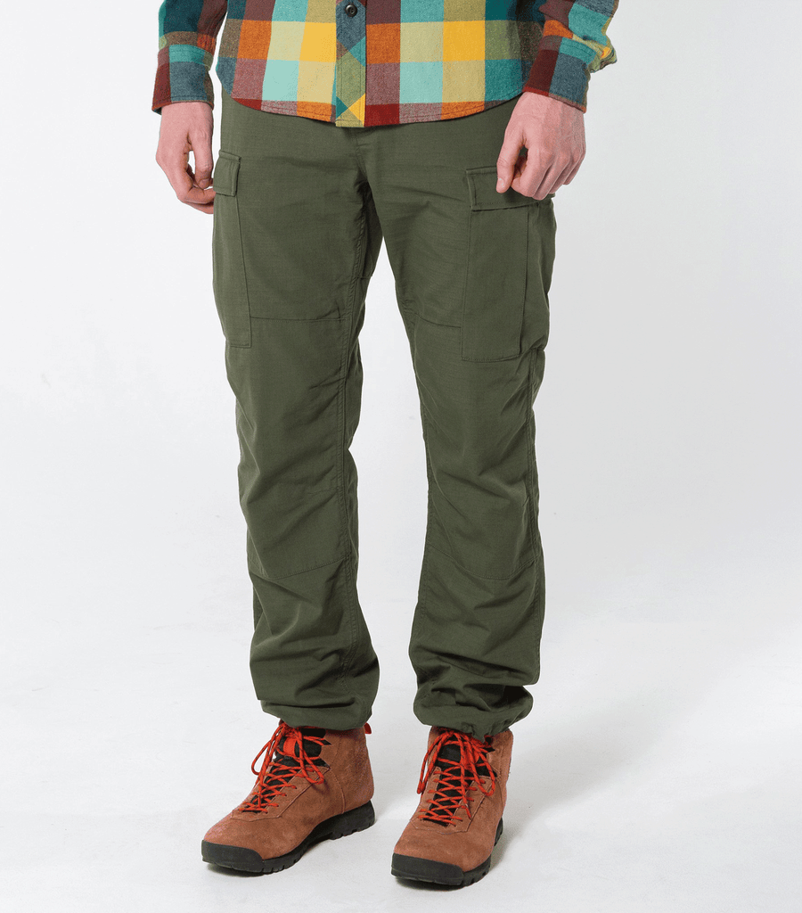 Topo Designs Military Cargo Pants / Olive