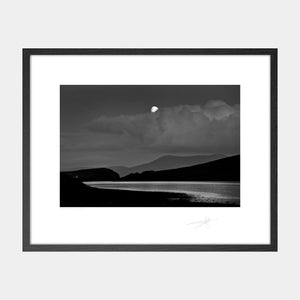 Moon over Dingle