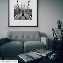 Load image into Gallery viewer, Shakey bridge