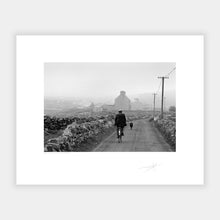 Load image into Gallery viewer, Man on a bike