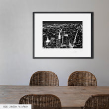 Load image into Gallery viewer, New York by night