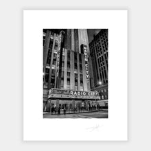 Load image into Gallery viewer, Radio City