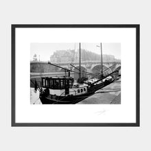 Load image into Gallery viewer, Boats of the Seine