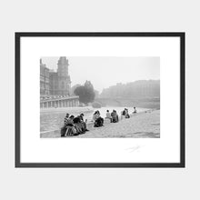 Load image into Gallery viewer, Along the Seine