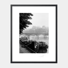 Load image into Gallery viewer, Boats on the Seine