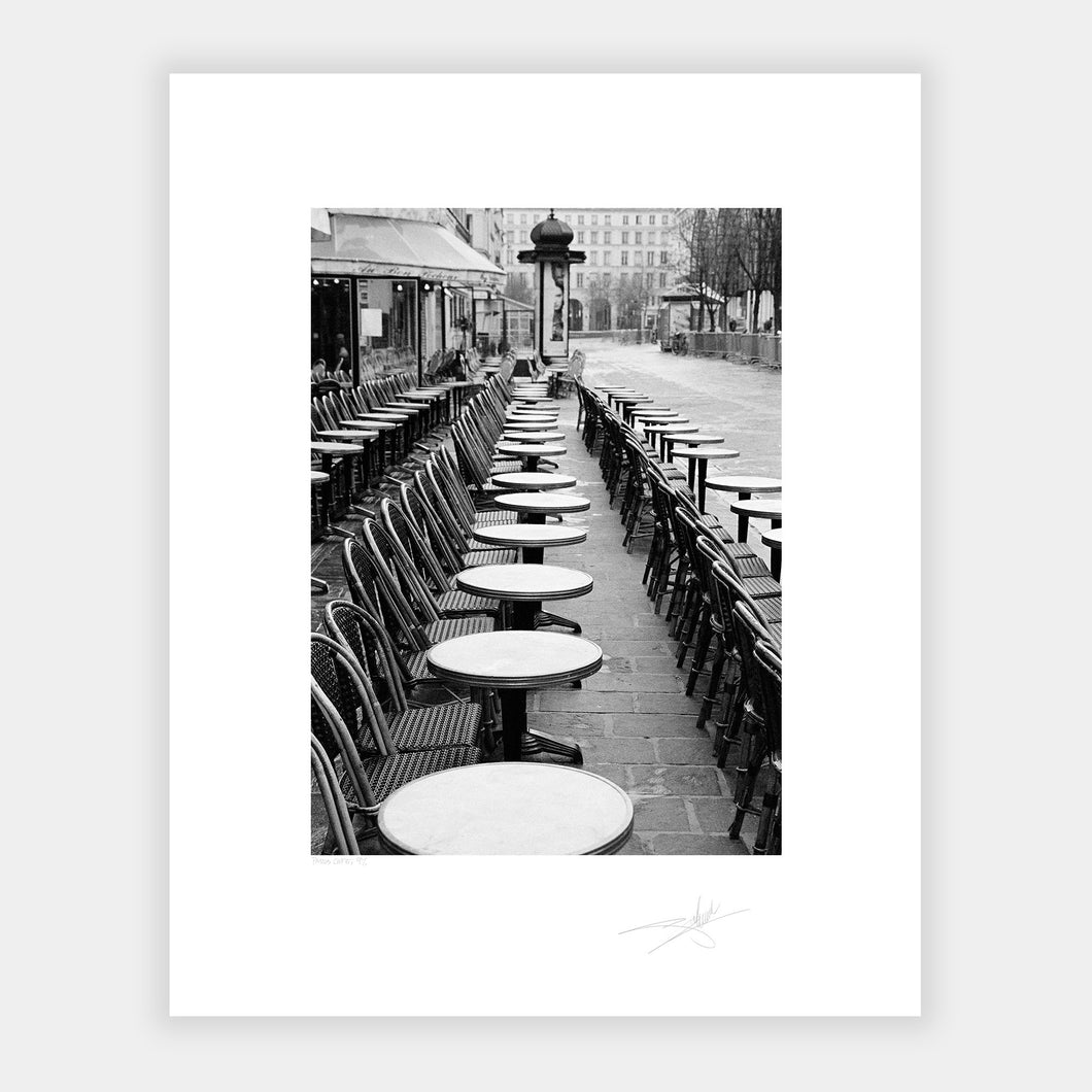 Paris Street Cafe