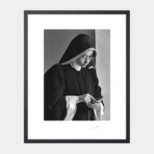 Load image into Gallery viewer, Nun with a phone