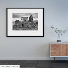 Load image into Gallery viewer, Ruins of a house