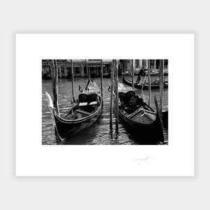 Two Gondolas