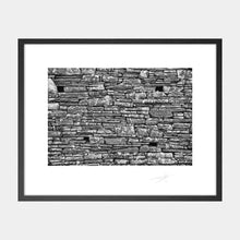Load image into Gallery viewer, Stone wall
