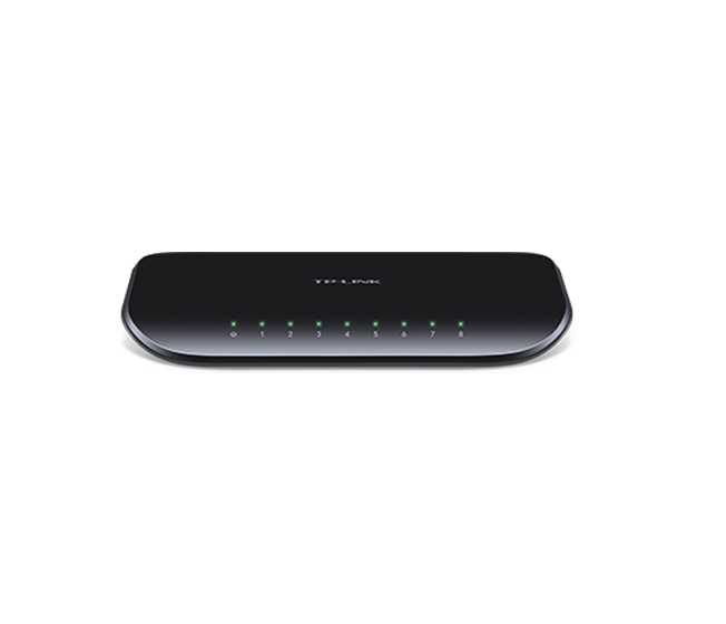 TP-Link TL-SG1008D 8-Port Gigabit Unmanaged Switch Desktop