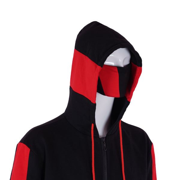 Fortnite Ikonik Hooded Costume Set Halloween Supplies