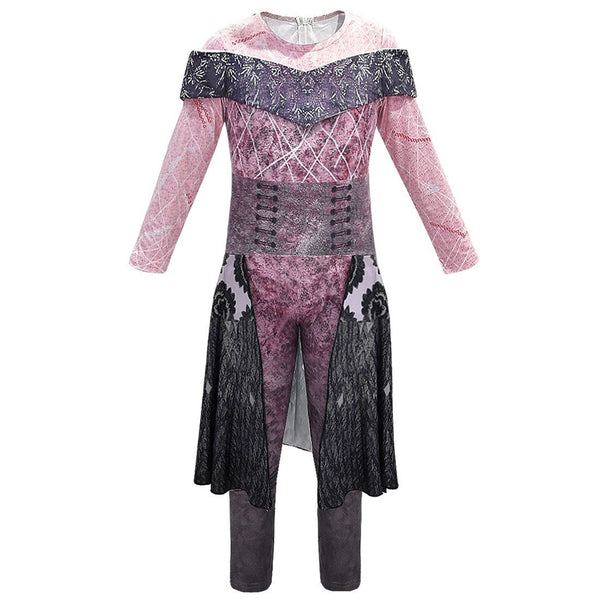 Kids Descendants 3 Costume Dress Jumpsuit Halloween Costume Party