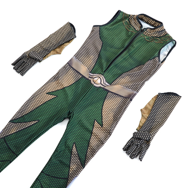 The Deep Costume The Boys Jumpsuit With Gloves Halloween Costume Party
