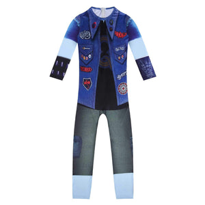 Onward Barley Jumpsuit Cosplay Costume for Kids Boys Halloween