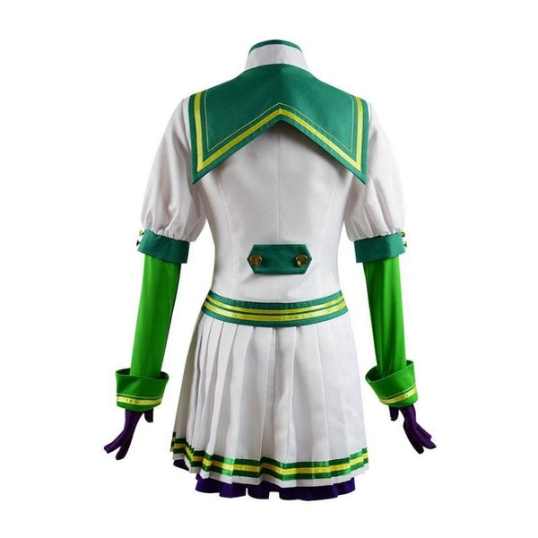 Pretty Derby Cosplay Costume Halloween Cloth Supplies Girls Holiday Wear