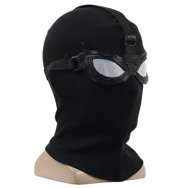 Spider-Man Noir Stealth Mask Far From Home Knitted Mask Costume Prop