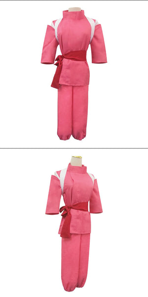 Spirited Away Costume Halloween Cos Prop