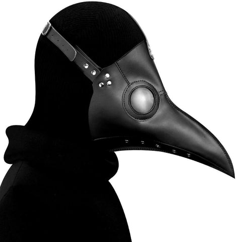 Steampunk Plague Doctor Bird Mask For Halloween Party Cosplay Prop