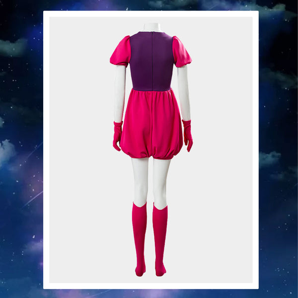 Steven Universe-The Movie Spinel Gem Halloween Cosplay Costume