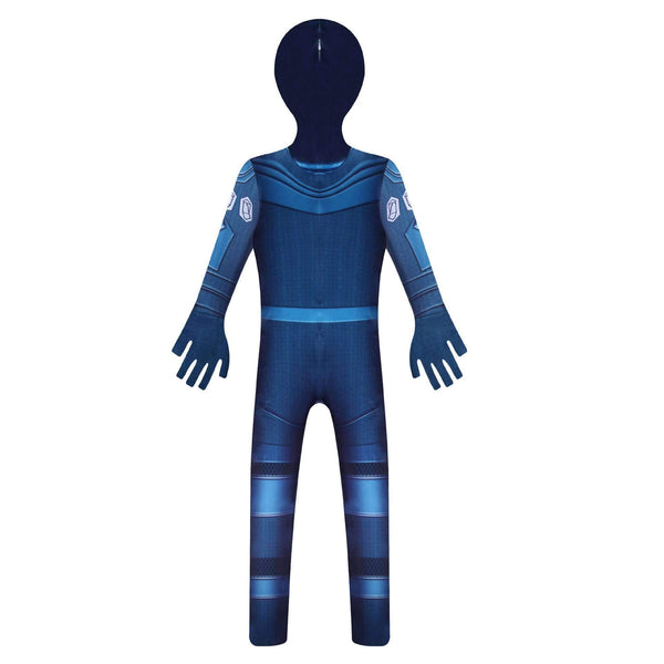 The Boys Season 2 Jumpsuit Cosplay Costume for Kids Halloween Party