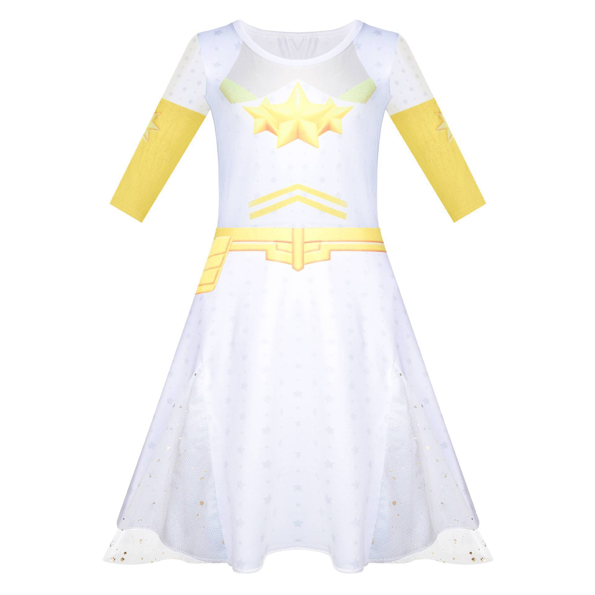 The Boys Starlight Season Dress Cosplay Costume for Kids Girl Halloween Party
