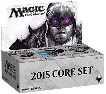 Magic The Gathering: Core Set 2015 - Booster Pack (15 Cards)
