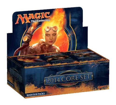 Magic The Gathering: Core Set 2014 - Booster Pack (15 Cards)