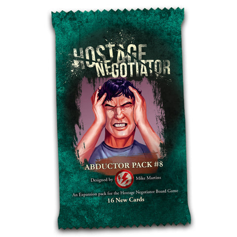 Hostage Negotiator: Abductor Pack #8