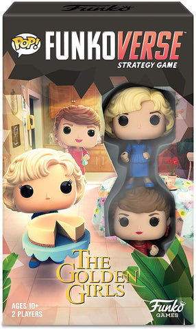 Golden GirlsPop! Funkoverse Strategy Game Expandalone