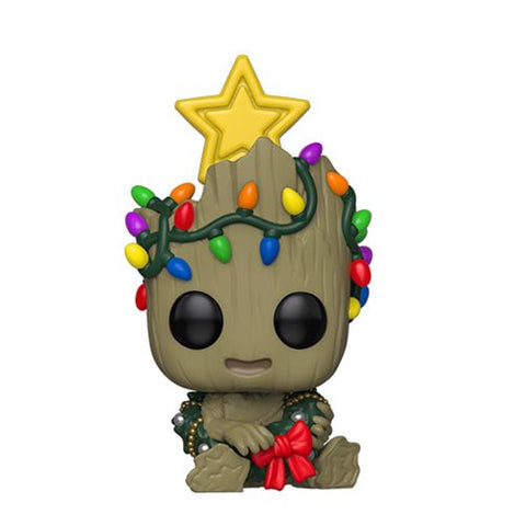 Funko Pop! Marvel Holiday Groot
