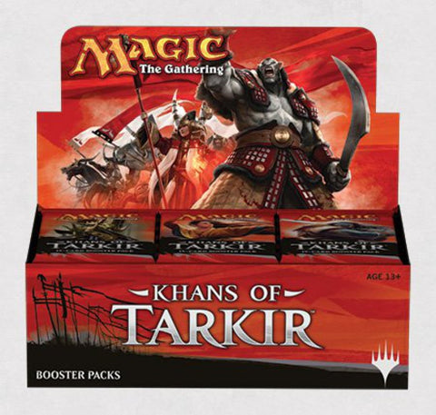 Magic The Gathering: Khans of Tarkir - Booster Pack (15 Cards)