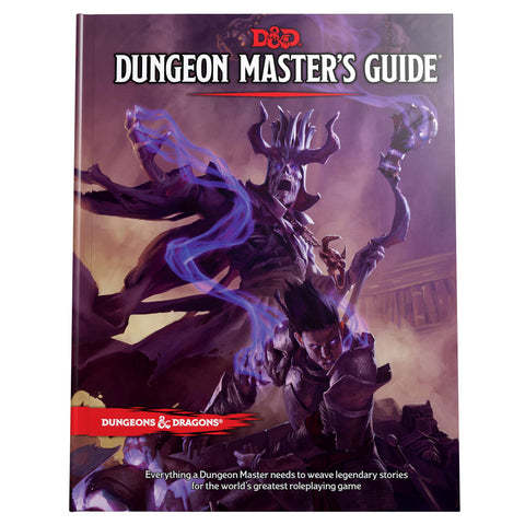 Dungeons & Dragons: Dungeon Master's Guide (5th Edition)