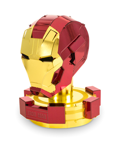 Metal Earth Marvel Iron Man Helmet