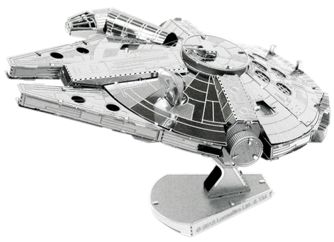 Metal Earth Star Wars Millennium Falcon