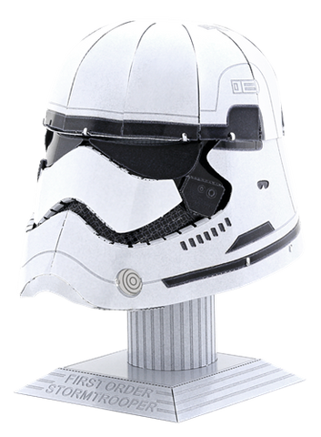 Metal Earth Star Wars First Order Stormtrooper Helmet