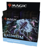 Magic The Gathering: Kaldheim - Collector Booster Box