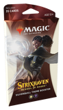 Magic The Gathering: Strixhaven: School of Mages Theme Booster