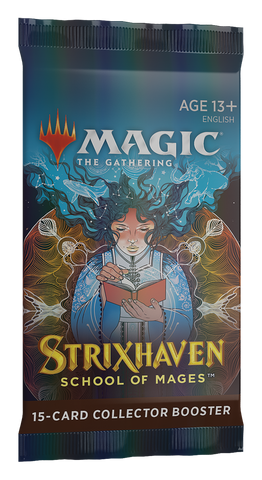 Magic The Gathering: Strixhaven: School of Mages - Collector Booster