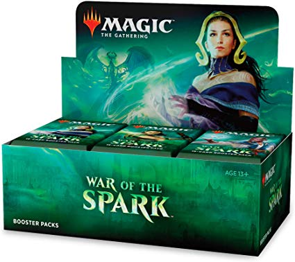 Magic The Gathering: War of the Spark - Booster Pack (15 Cards)