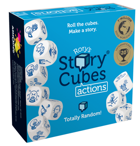 Rory's Story Cubes Actions (Box)