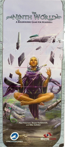 The Ninth World: A Skillbuilding Game for Numenera