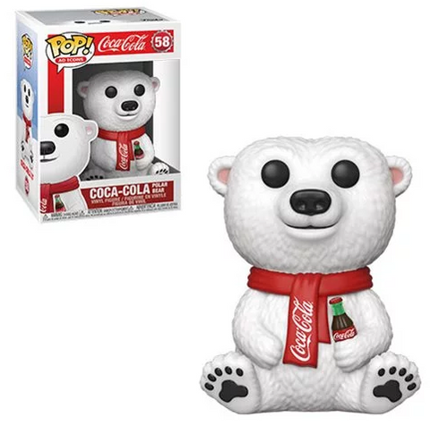 Funko Pop! Coca-Cola Bear