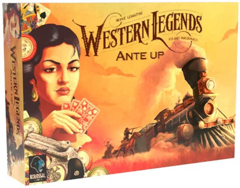 Western Legends: Ante Up Expansion