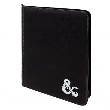 Dungeons & Dragons Premium Zippered Character Folio