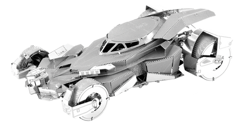 Metal Earth Batman v Superman Batmobile