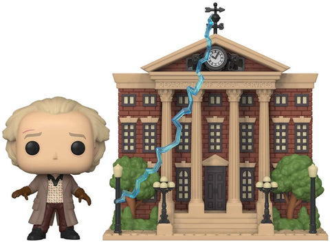 Funko Pop! Back to The Future - Doc with Clock Tower
