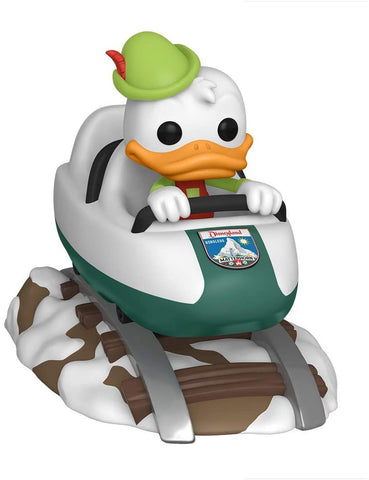 Funko Pop! Ride: Disney 65th - Donald with Matterhorn