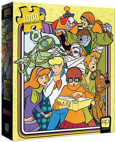 "Scooby-Doo ""Those Meddling Kids!"" 1000 Piece Puzzle"